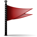 Actions-flag-red-icon