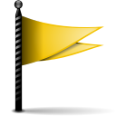 Actions-flag-yellow-icon