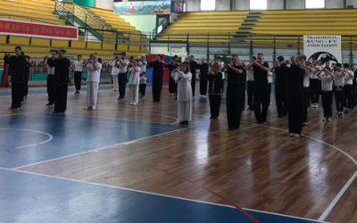 Seminario Nazionale di Kung-Fu anno 2018: difficile parlarne!