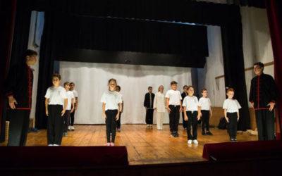 KUNG-FU TRADIZIONALE al teatro di PIEDIRIPA (MC)